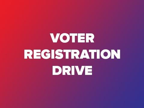 0121 voter registration drive